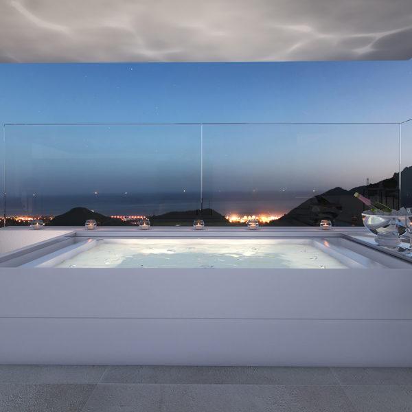 Palo Alto Marbella Apartments 'Los Almendros' Penthouse